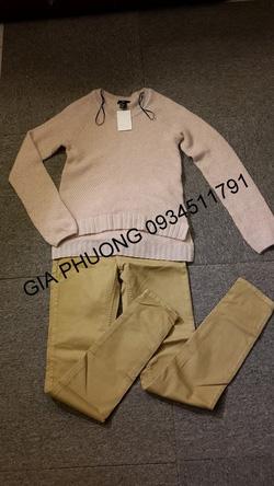 Ảnh số 33: knit HM light pink - Giá: 650.000