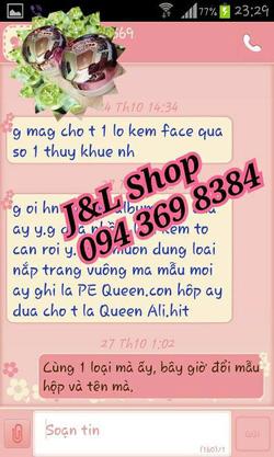 Ảnh số 71: Kem Face Qeen Ali - Giá: 250.000