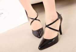 Ảnh số 35: Giày cao gót mũi nhọn CG12 - Giá: 330.000