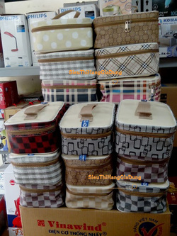 Ảnh số 23: Túi đựng hộp cơm - Giá: 1.000