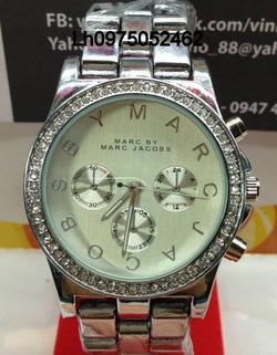Ảnh số 63: Đồng hồ MarcJacobs - Giá: 400.000