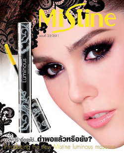 Ảnh số 42: Mascara Mistine Luminous - Giá: 95.000