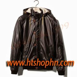 Ảnh số 15: áo khoác giả da - Giá: 850.000