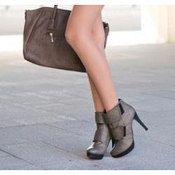 Ảnh số 9: Boot Nữ Cổ Thấp Đẹp - Giá: 10.000