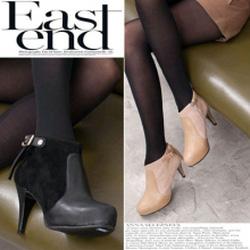 Ảnh số 10: Boot Nữ Cổ Thấp Đẹp - Giá: 10.000