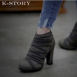 Ảnh số 15: Giày Nữ Cao Gót Hàn Quốc - Giá: 10.000
