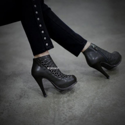 Ảnh số 16: Giày Nữ Cao Gót Hàn Quốc - Giá: 10.000
