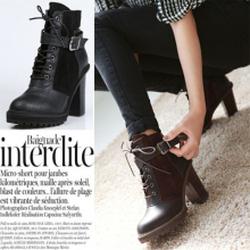 Ảnh số 18: Giày Nữ Cao Gót Hàn Quốc - Giá: 10.000