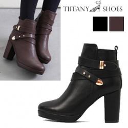 Ảnh số 36: Giày Boot Nữ Cao Gót Đẹp - Giá: 10.000