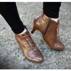 Ảnh số 54: Giày Boot Nữ Cổ Ngắn - Giá: 10.000