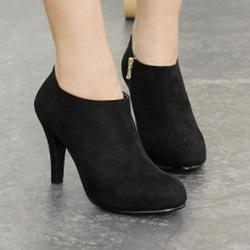 Ảnh số 57: Giày Boot Nữ Cổ Ngắn - Giá: 10.000