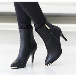 Ảnh số 58: Giày Boot Nữ Cổ Ngắn - Giá: 10.000