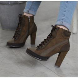 Ảnh số 92: Giầy Boot Nữ 2013 - Giá: 10.000