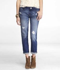 Ảnh số 56: Jeans boy friend - Giá: 24.000