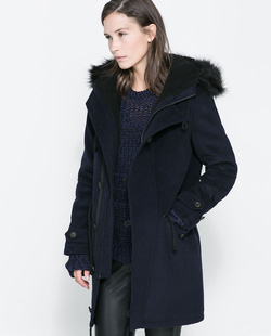 Ảnh số 13: Parka coat - Giá: 2.500.000