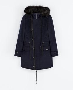 Ảnh số 14: Parka coat - Giá: 2.500.000