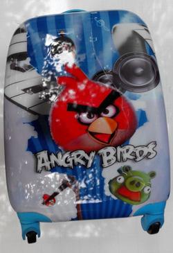 Ảnh số 12: Vali Angry Bird - Giá: 950.000