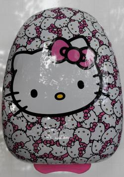 Ảnh số 84: vali trứng kitty - Giá: 750.000
