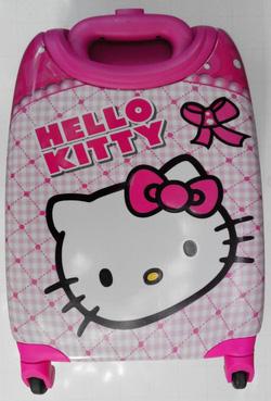 Ảnh số 90: vali vuông kitty 2 mặt - Giá: 1.100.000