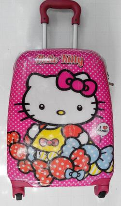 Ảnh số 92: Vali vuông kitty Candy - Giá: 950.000