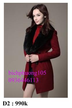 Ảnh số 2: Áo khoác  bichphuong105 - Giá: 990.000