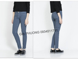 Ảnh số 37: Houndstooth trousers - Giá: 550.000