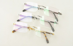 Ảnh số 93: Cartier eyewear glasses 3139903 Rimless Pure Titanium glasses - Giá: 850.000