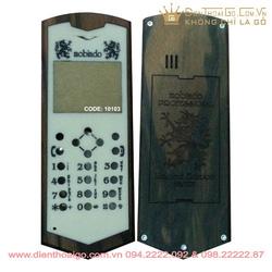 Ảnh số 2: vỏ gỗ điện thoại 1280-1202 - Giá: 350.000