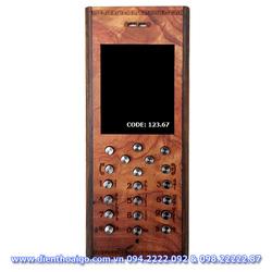 Ảnh số 10: vỏ gỗ điện thoại trung cấp - Giá: 600.000