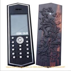 Ảnh số 42: vỏ gỗ điện thoại độc - Giá: 1.500.000