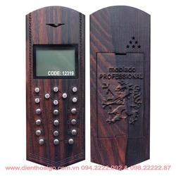 Ảnh số 45: vỏ gỗ điện thoại độc - Giá: 1.500.000