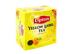 Ảnh số 23: Trà lipton nhãn vàng 100 gói - Giá: 112.000