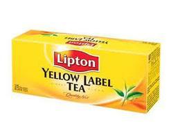 Ảnh số 24: Trà lipton nhãn vàng 25 gói - Giá: 32.000