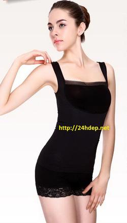 Ảnh số 23: Áo mặc trong Vest/ áo sau sinh - Giá: 355.000