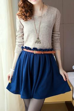 Ảnh số 15: Áo khoác da / Size: M, L / Màu: Xanh, Nâu, Đen / Xuất xứ Made in Korea - Giá: 450.000