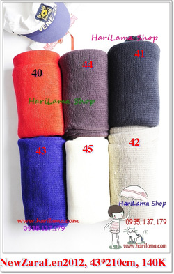 Ảnh số 17: Khăn quàng cổ nam - Harilama Shop - Giá: 123.456.789