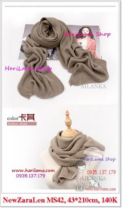 Ảnh số 3: Khăn quàng cổ nam - Harilama Shop - Giá: 123.456.789