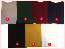 Ảnh số 14: áo len cổ lọ - Giá: 210.000