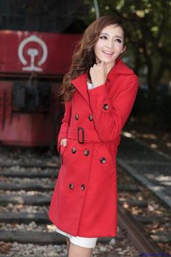 Ảnh số 59: Áo khoác nữ dáng dài Hàn Quốc 2014: AC3054 - Giá: 1.500.000