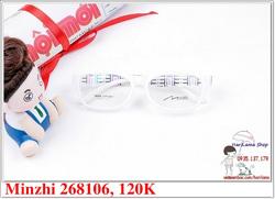 Ảnh số 42: Gọng Kính Nhựa, Kính Nhựa Dẻo, Gọng Nhựa Dẻo Minzhi Tr90 - Giá: 120.000