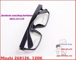 Ảnh số 54: Gọng Kính Nhựa, Kính Nhựa Dẻo, Gọng Nhựa Dẻo Minzhi Tr90 - Giá: 120.000