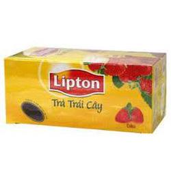 Ảnh số 30: Lipton nhúng hương dâu - Giá: 36.000