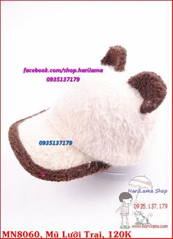 Ảnh số 18: Mũ nữ , mũ lưỡi trai siêu cute - Giá: 123.456.789