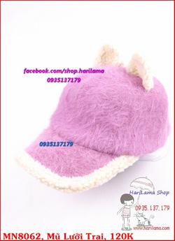 Ảnh số 19: Mũ nữ , mũ lưỡi trai siêu cute - Giá: 123.456.789