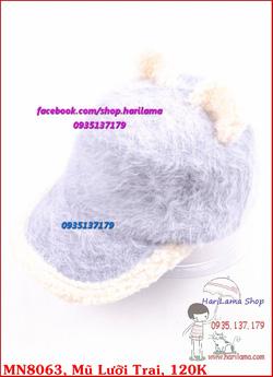 Ảnh số 20: Mũ nữ , mũ lưỡi trai siêu cute - Giá: 123.456.789