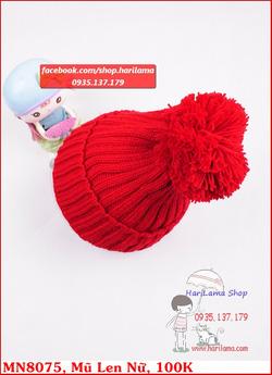 Ảnh số 29: Mũ Nữ, Mũ Len Nữ, Mũ Nữ Style Hàn, Mũ Nữ kiểu Hàn Quốc, Mũ Nữ ở Hà Nội - Giá: 120.000