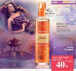 Ảnh số 29: Aimi Mystic Caress Fine Fragrance Mist - Giá: 179.000