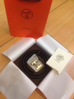 Ảnh số 92: Belt Hermes - Giá: 450.000