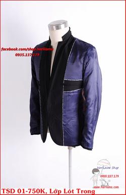 Ảnh số 41: Áo Vest Nam, Áo Vest Nam Style Hàn, Vest Cưới, Vest TSD MS01 - Giá: 750.000