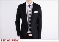 Ảnh số 49: Áo Vest Nam, Áo Vest Nam Style Hàn, Vest Cưới, Vest TSD MS03 - Giá: 750.000
